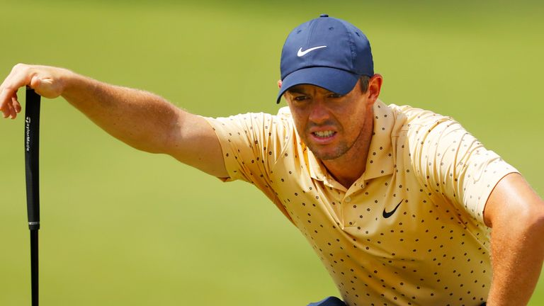 McIlroy is among eight of the world's top 10 teeing it up at the Zozo Championship