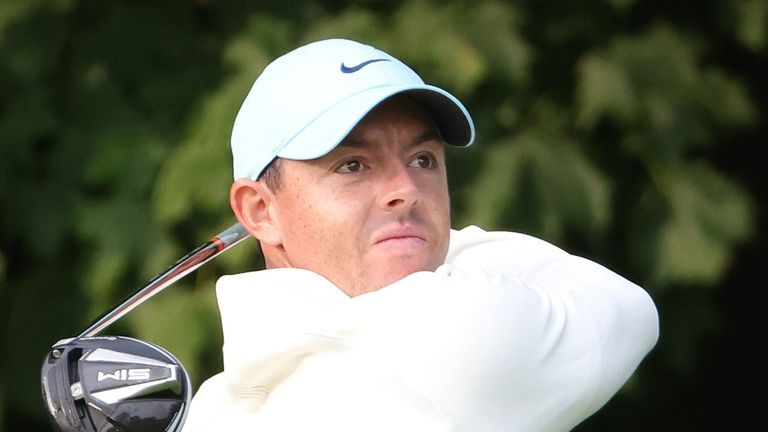 Rory McIlroy enjoyed an encouraging start with a 67