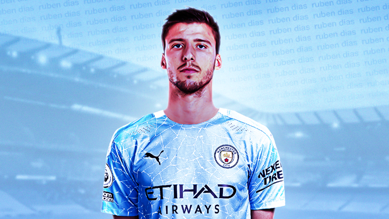 Manchester City are signing Ruben Dias