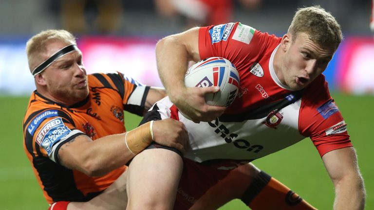 St Helens Confirms Joey Lussick Will Join Them For 2022 Super League Season |  Rugby League News