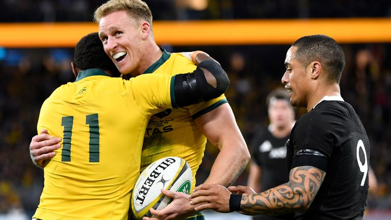 Australia will have home advantage in the 2020 Rugby Championship