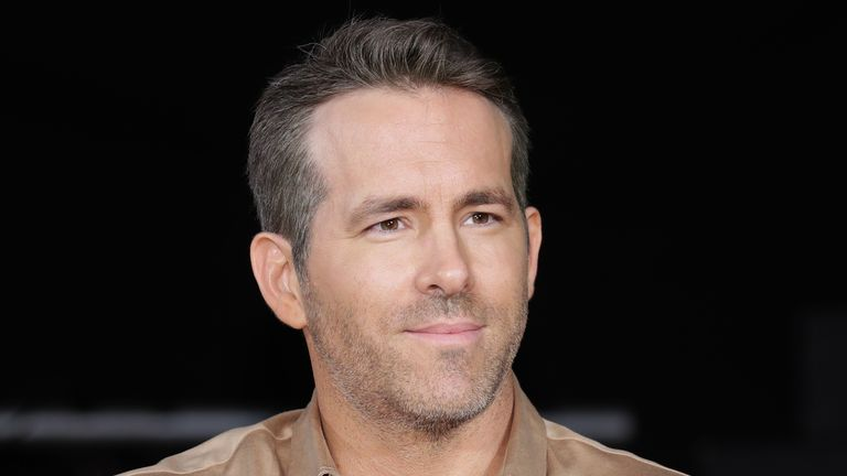 Actor Ryan Reynolds attends the press conference for the world premiere of Netflix's '6 Underground' at Four Seasons Hotel on December 02, 2019 in Seoul, South Korea. The film will open all over the world on December 13.