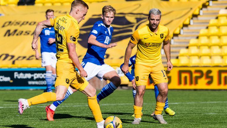 Livingston 2 - 0 St J'stone - Match Report & Highlights