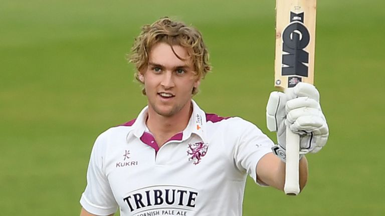 Young Somerset batsman Tom Lammonby will look to add to his burgeoning reputation in 2021