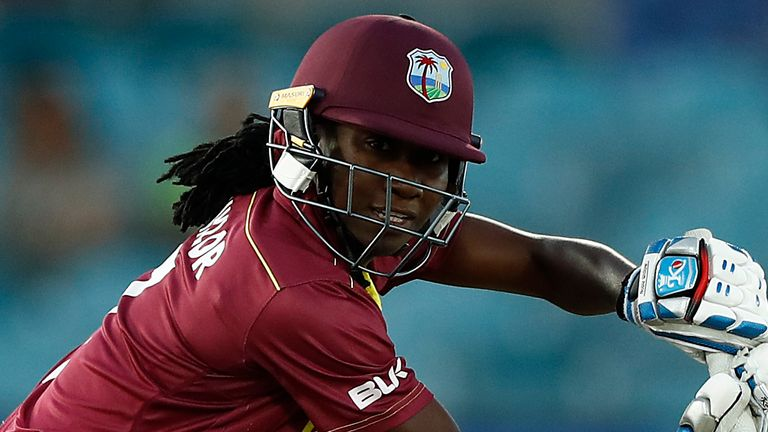 Stafanie Taylor will lead West Indies against England