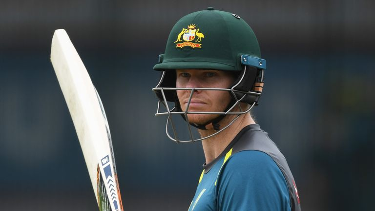 Steve Smith is hoping to rediscover his best form as Australia take on India this winter