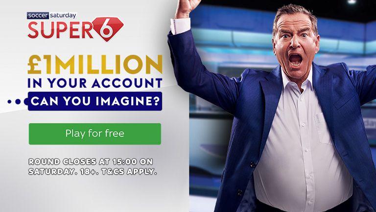Super 6 Million Jackpot