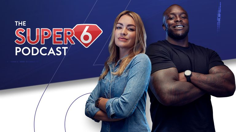 The Super 6 Podcast has launched!