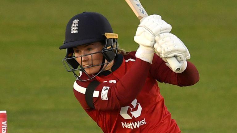 Tammy Beaumont, England Women vs West Indies, T20