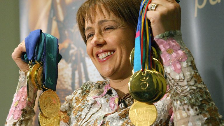 Grey-Thompson retired after a sports career littered with medals and world records