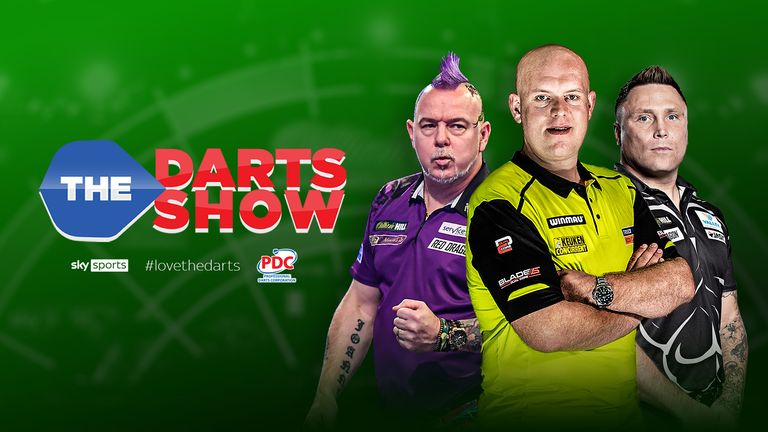 The Darts Show PODCAST - ***DO NOT USE***
