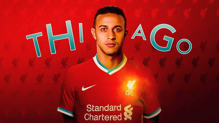 Why Thiago Alcantara could transform Liverpool's midfield...