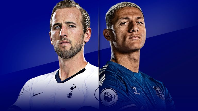 Spurs vs Everton
