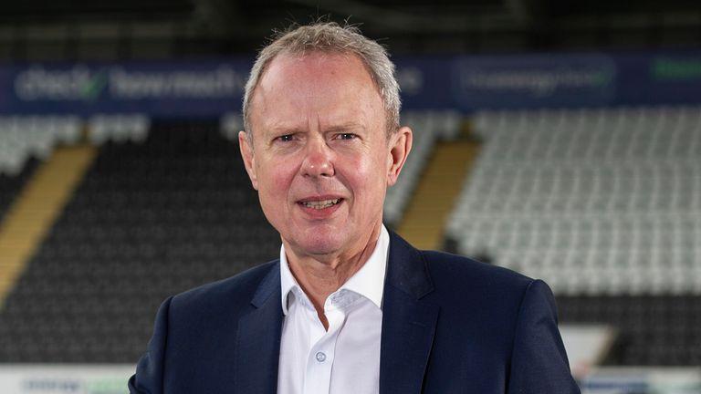 Trevor Birch has his sights on a Premier League club