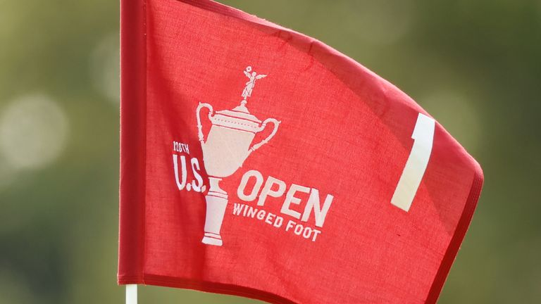 Winged Foot will get naturally more difficult over the next three days