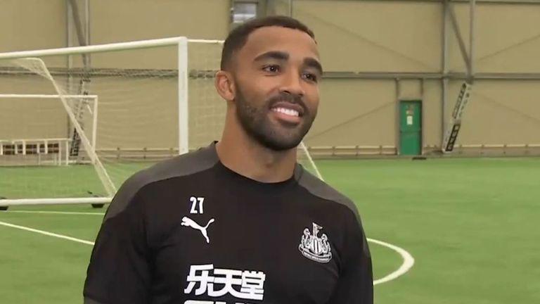 Callum Wilson on the Super 6 Podcast: Choosing Newcastle over Villa |  Football News | Sky Sports