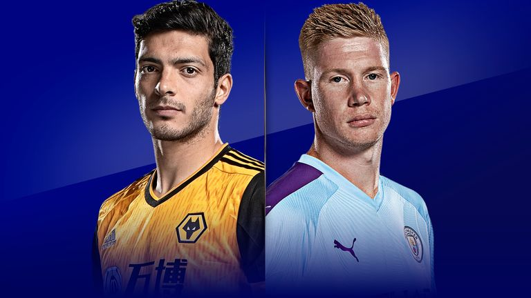Wolves vs Man City