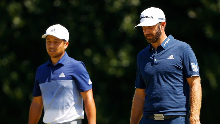 Schauffele had to settle for a share of second, three behind Dustin Johnson