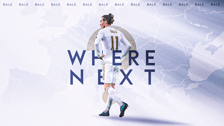 Gareth Bale - where next for the Real Madrid man?