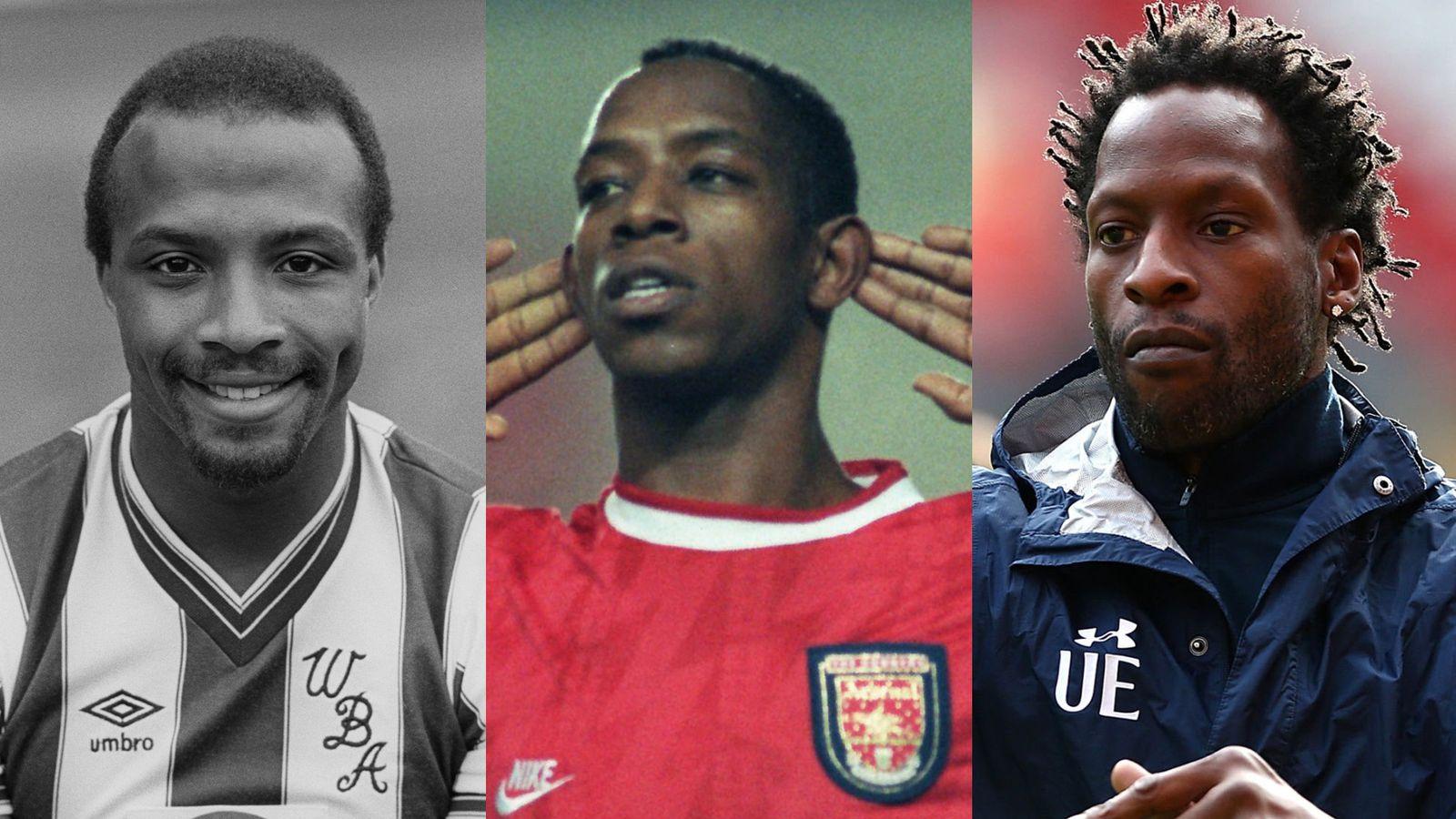 Black History Month: Footballers' idols... Paul Ince, Wilfried Zaha, Japhet Tanganga and more