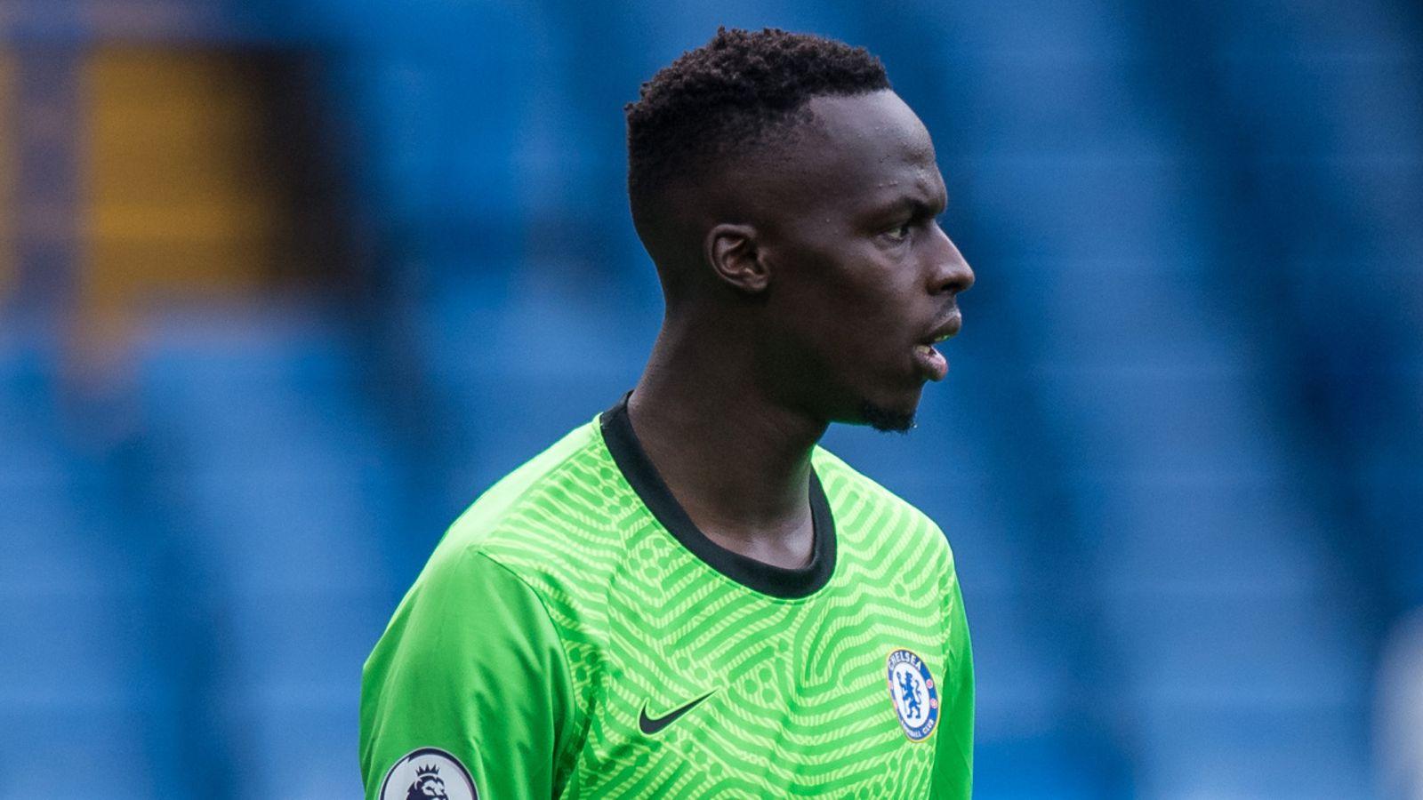 Edouard Mendy: Chelsea goalkeeper pulls out of Senegal