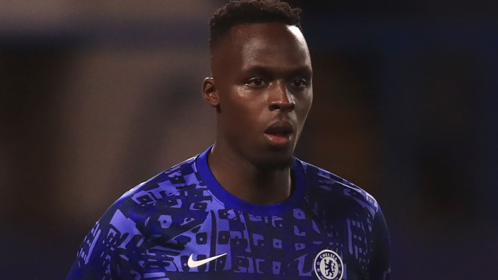Edouard Mendy: Chelsea No 1 hoping to break down barriers
