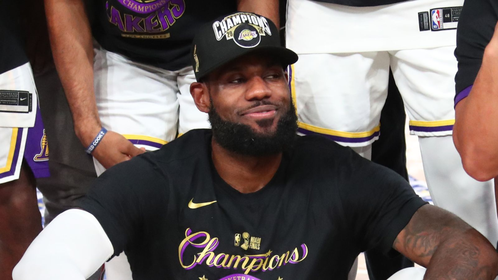 NBA Finals 2020: LeBron James returns Los Angeles Lakers ...