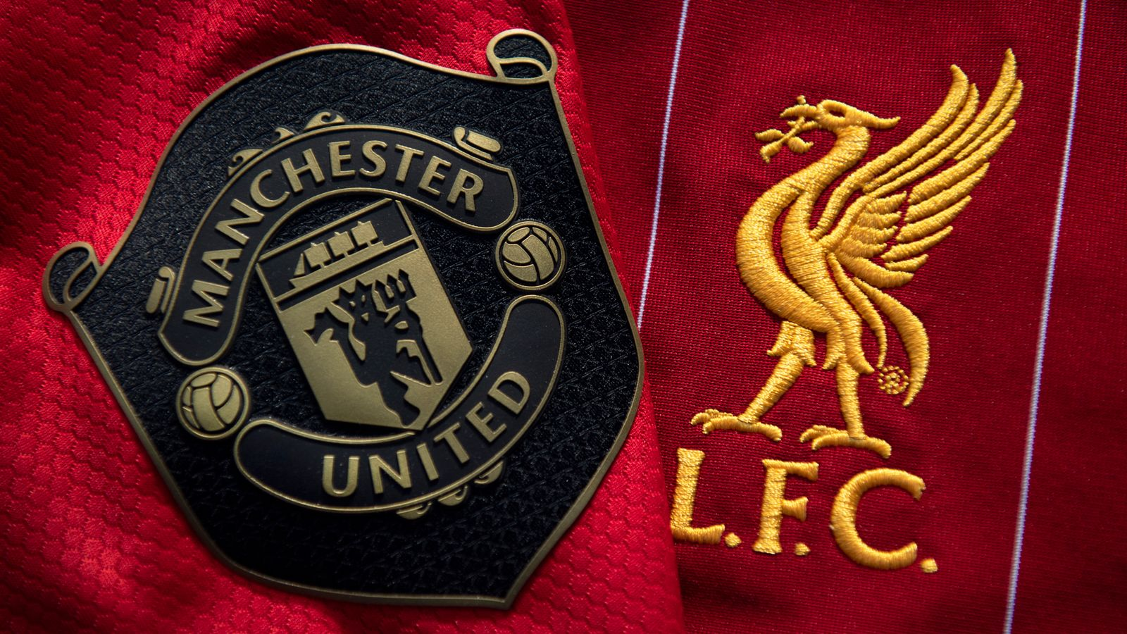 Manchester United a Liverpool FC