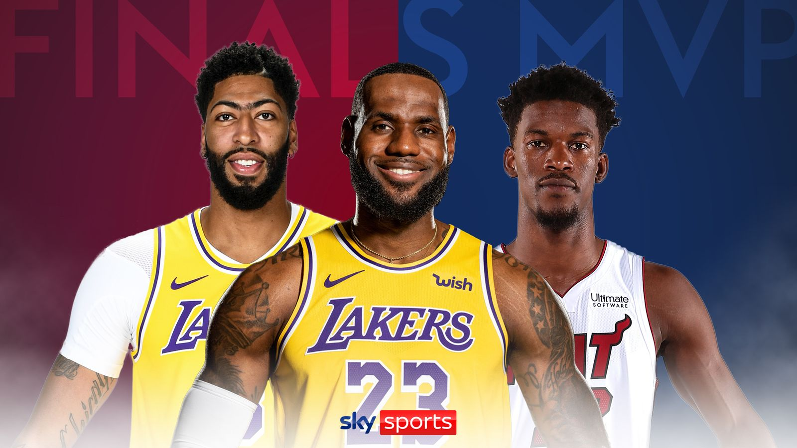 NBA Finals 2020: LeBron James? Anthony Davis? Jimmy Butler ...