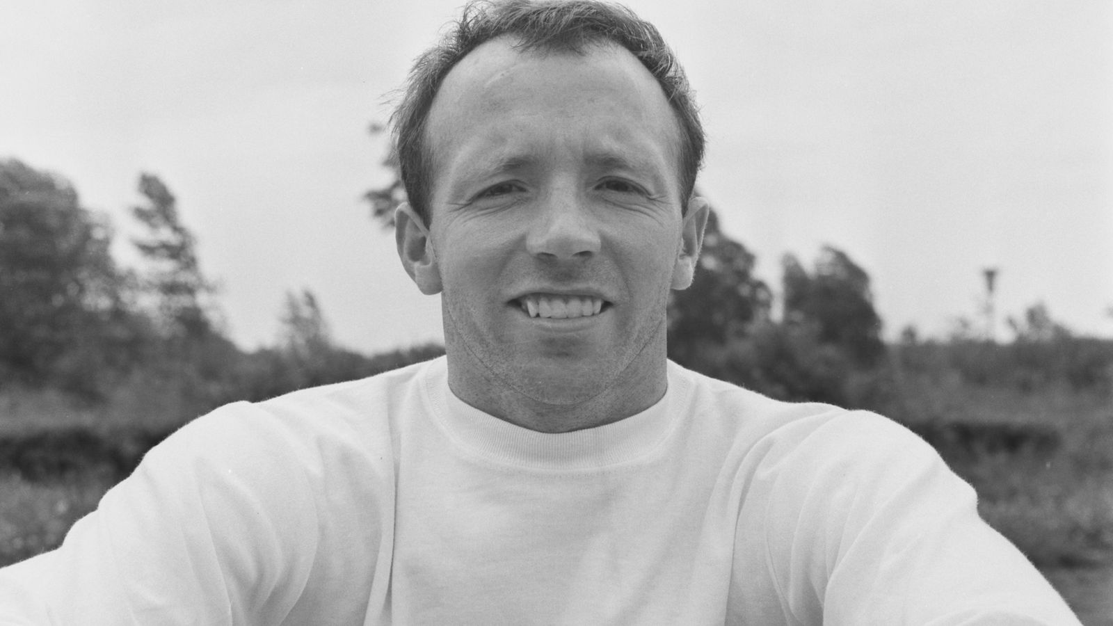 Nobby Stiles: England World Cup-winner dies aged 78 after long illness