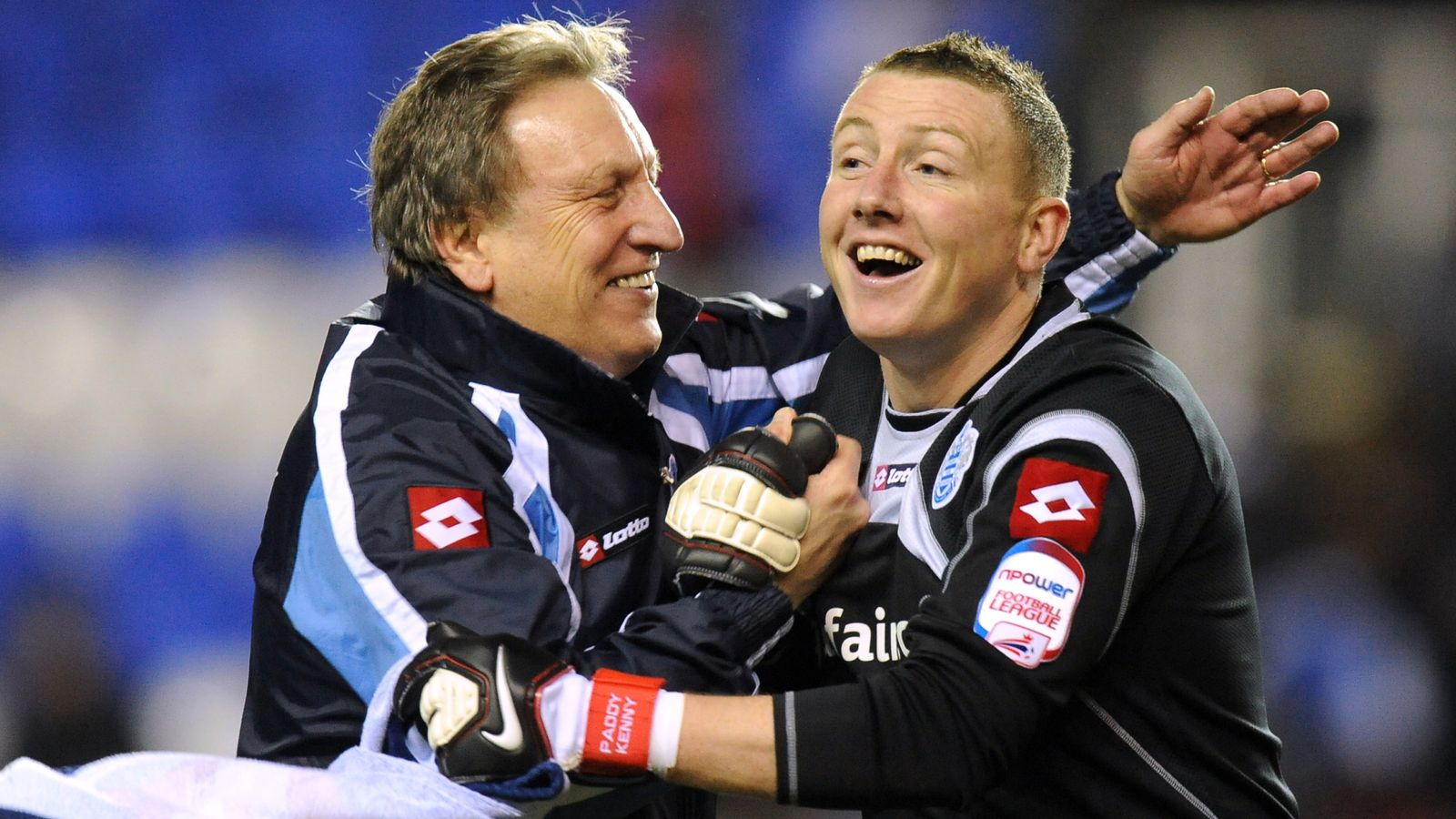 Paddy Kenny: Former Sheffield United, QPR goalkeeper lifts lid on colourful career