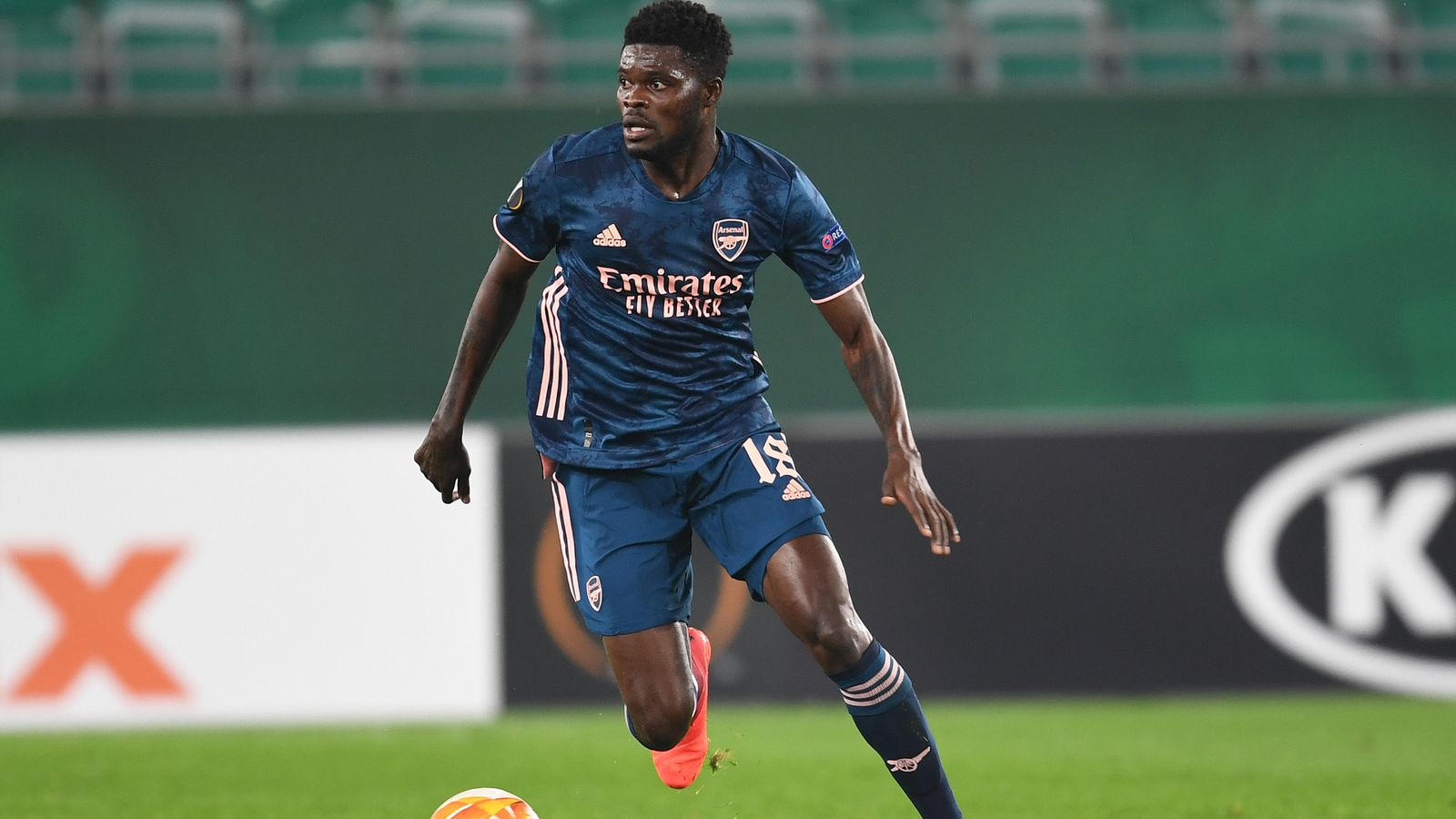 Europa League hits and misses: Thomas Partey's eye-catching Arsenal bow and Tottenham's strength in depth