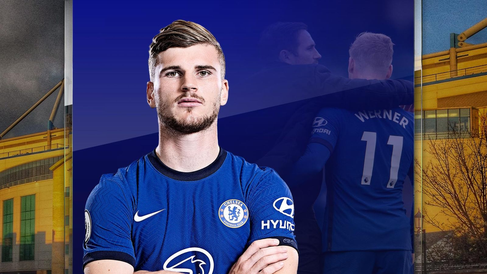 Timo Werner at Chelsea: How can Frank Lampard get the best from him? |  Football News | Sky Sports
