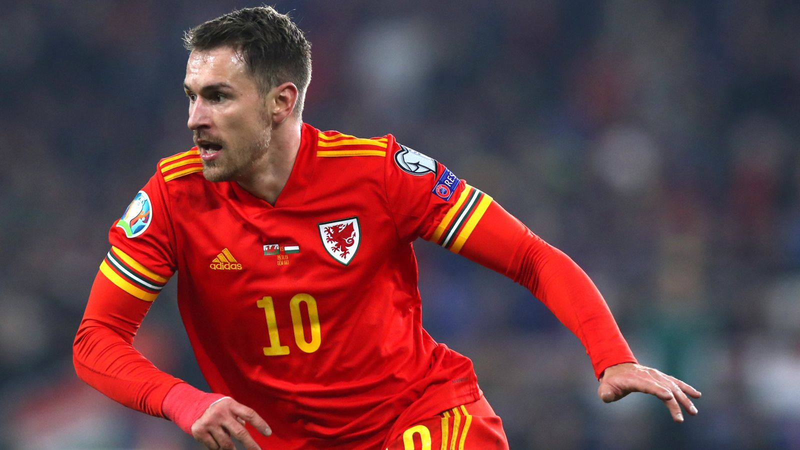 Aaron Ramsey withdraws from Wales squad as Gareth Bale returns | Football  News | Sky Sports
