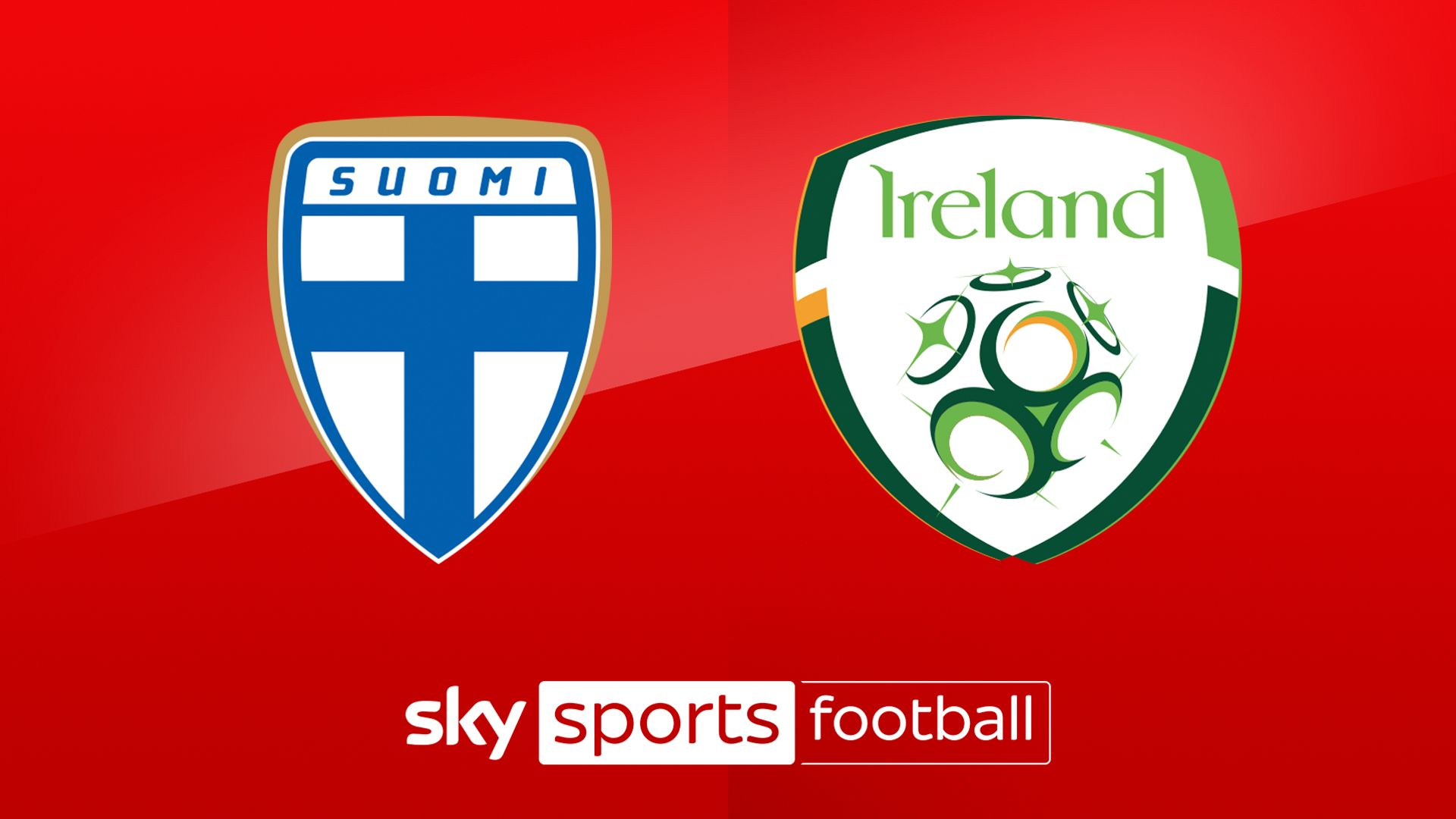 Live on Sky: Finland vs Republic of Ireland preview