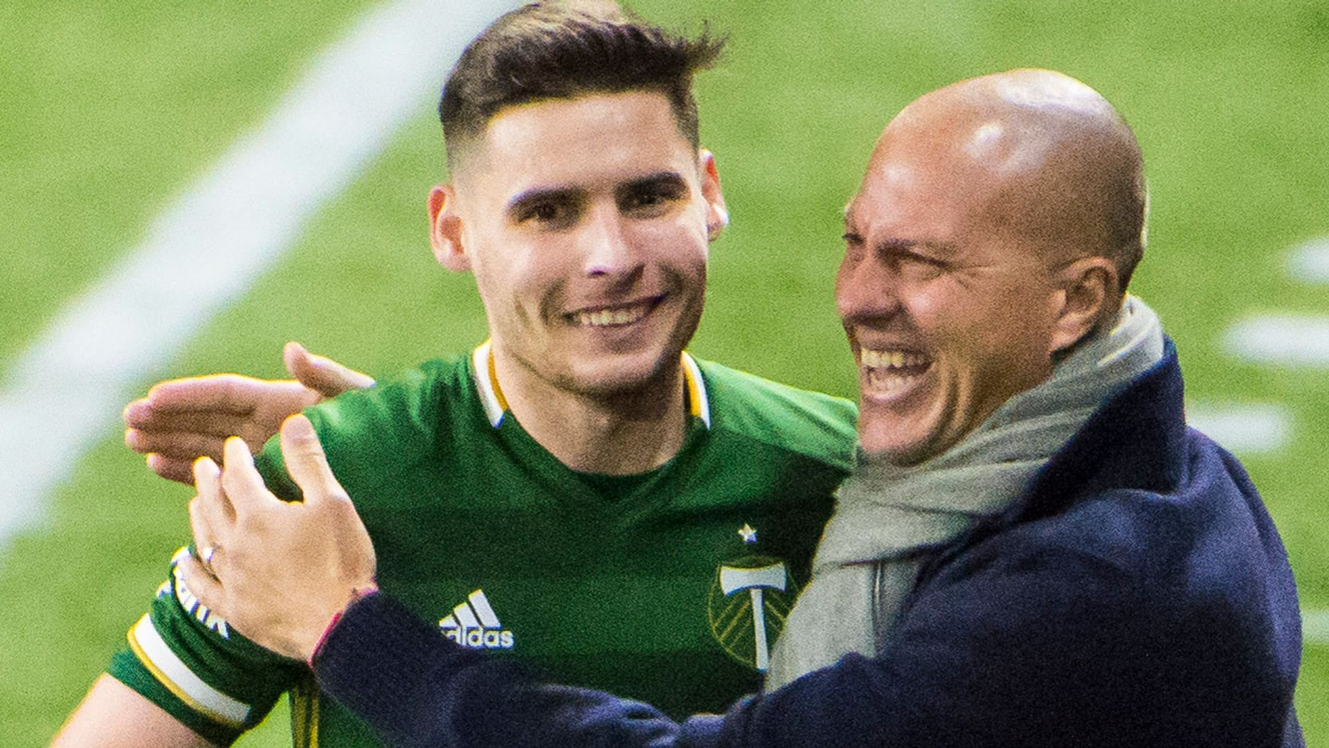 MLS: Timbers clinch play-off spot with Galaxy win