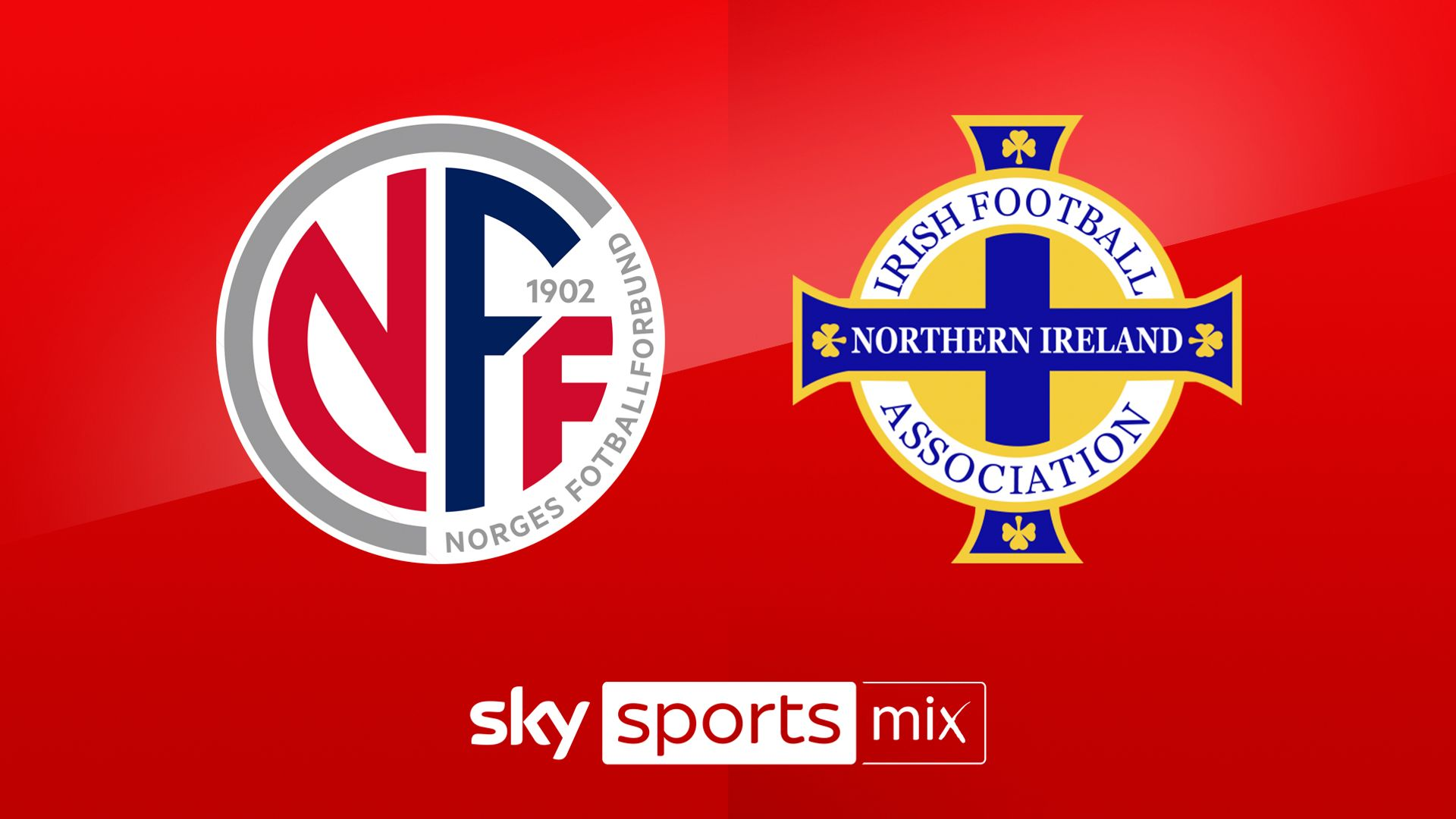 Live on Sky: Norway vs Northern Ireland preview