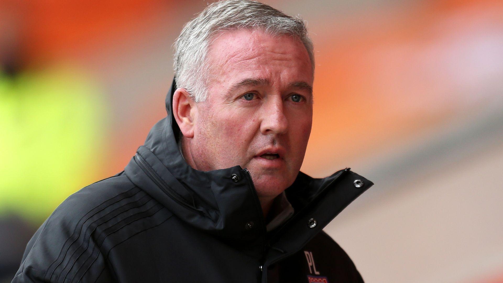 Lambert handed one-match touchline ban