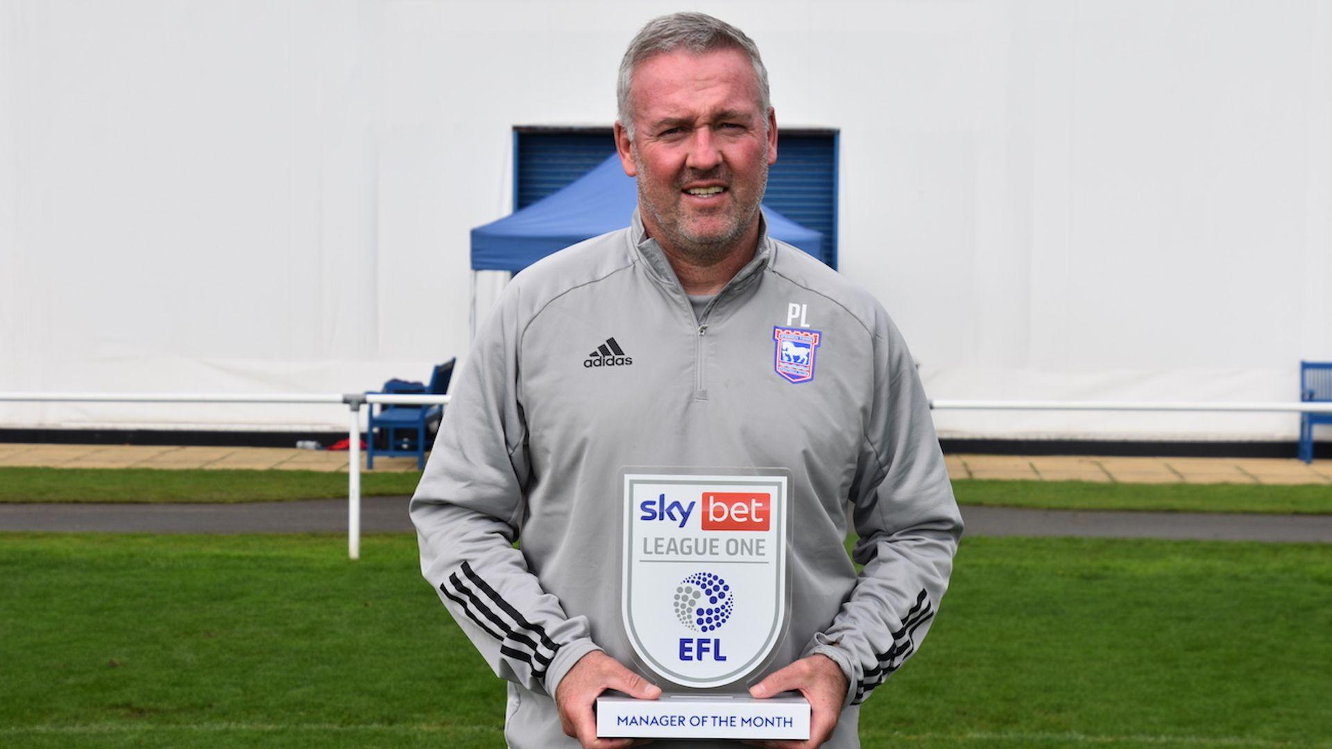 Lambert: Without fans it's not football