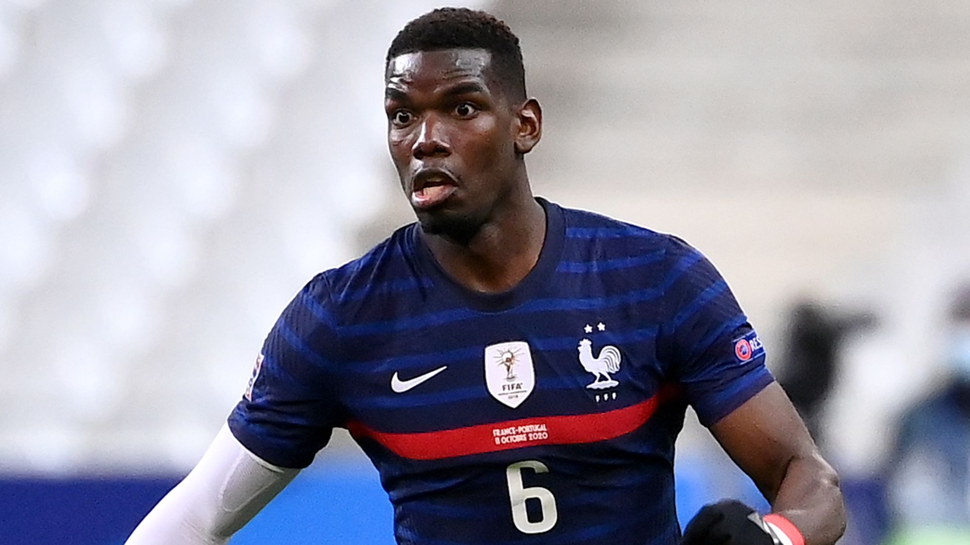 'Angry' Pogba denies he quit France team