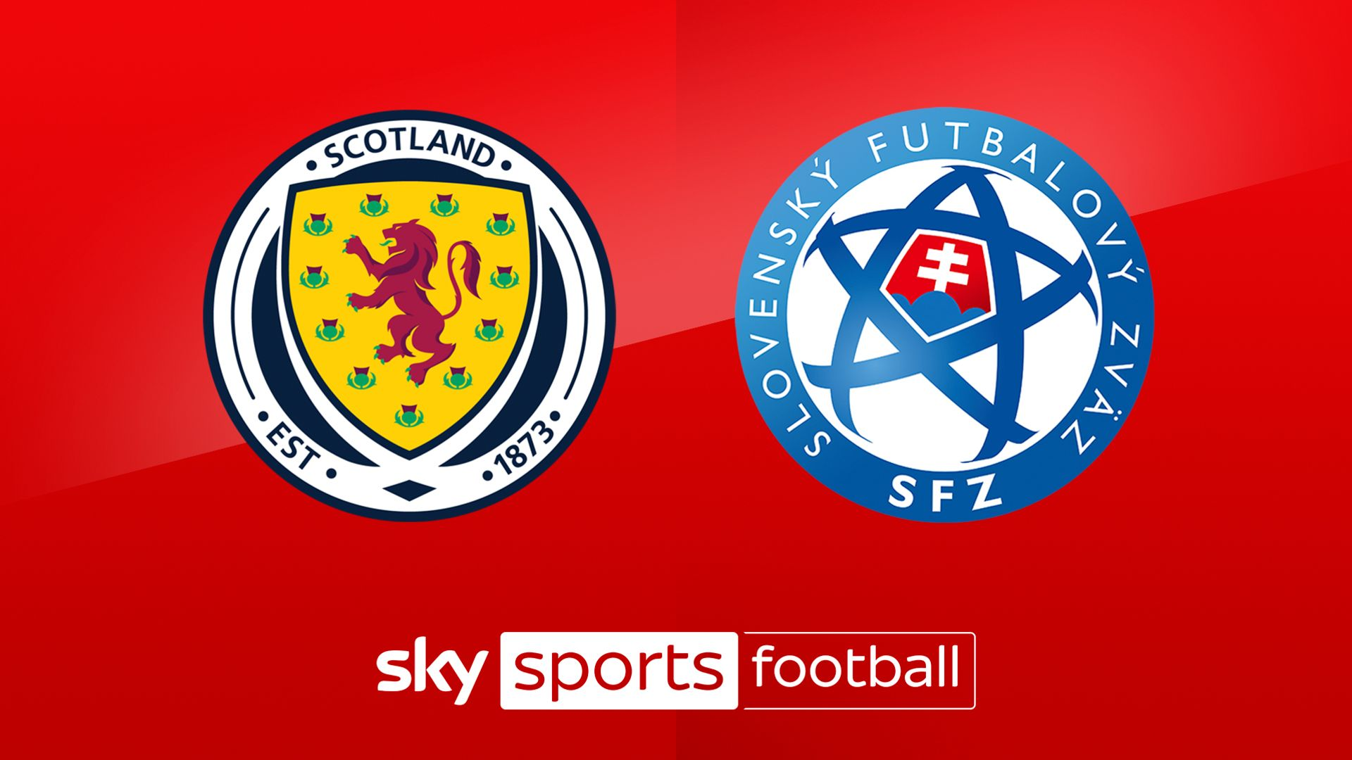 Scotland vs Slovakia team news LIVE!