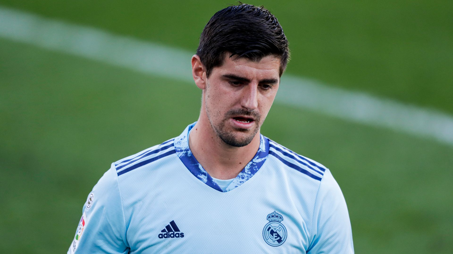Courtois leaves Belgium camp ahead of England game