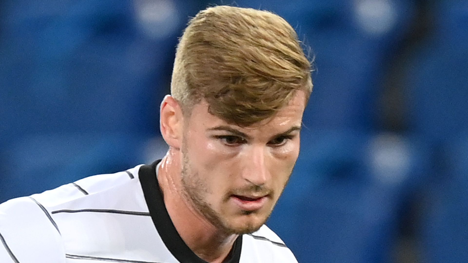 Werner out for Germany friendly