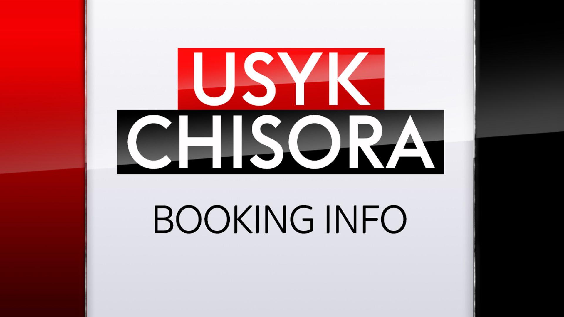 Usyk vs Chisora: Booking info