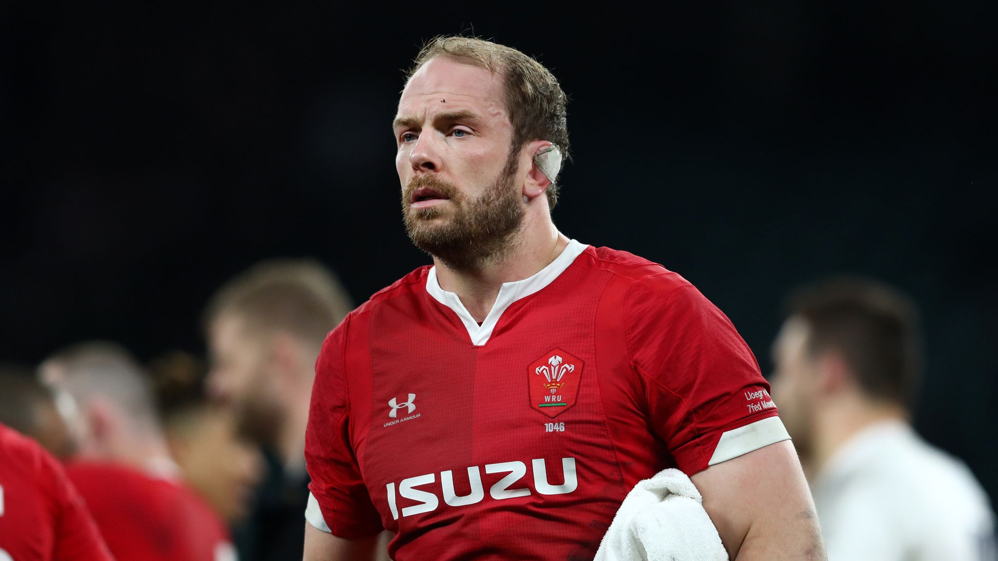 Six Nations: Alun Wyn Jones speaks ahead of becoming most-capped  international in Wales vs Scotland | Rugby Union News | Sky Sports