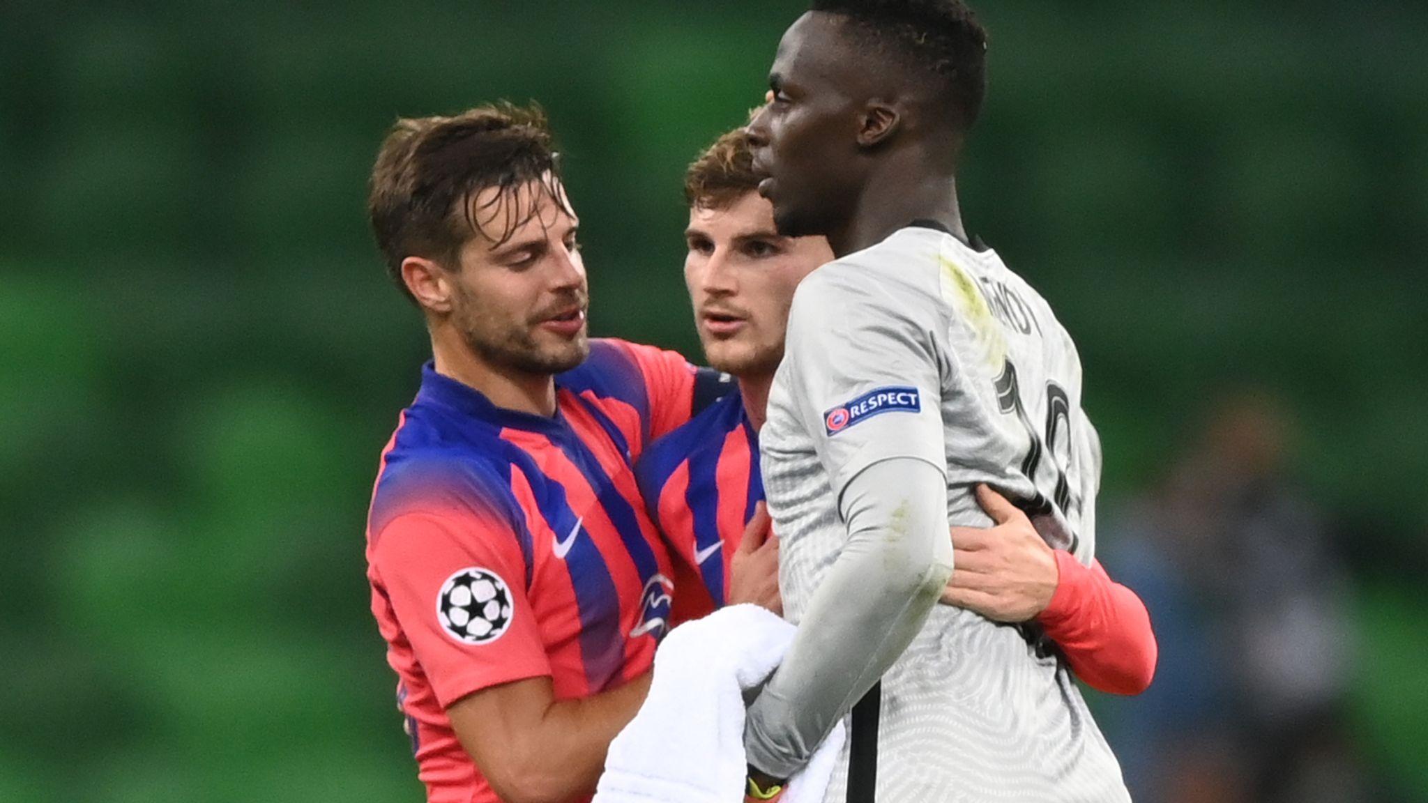 Krasnodar 0-4 Chelsea: Hakim Ziyech scores first goal for Blues in rampant  win   Football News   Sky Sports