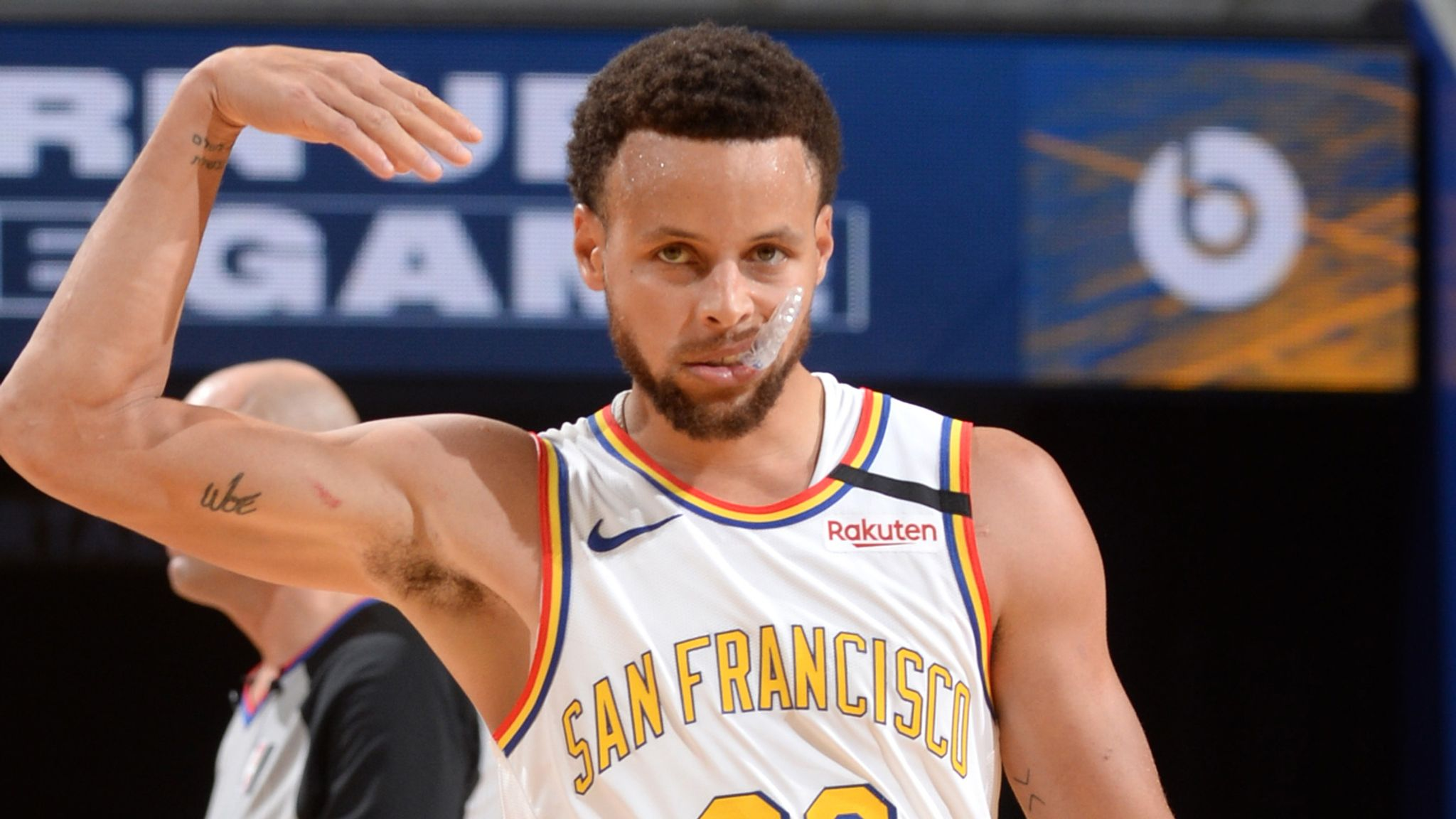 Golden State Warriors Draft Day Decision Will Determine Championship Path Nba News Sky Sports