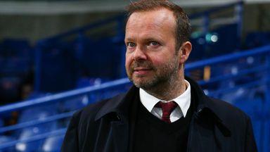 Woodward: Man Utd will lead on league structure talks