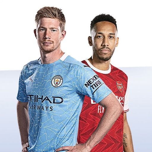 Watch Man City v Arsenal with our two for one football offer