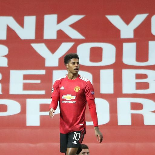 Rashford petition passes one million signatures